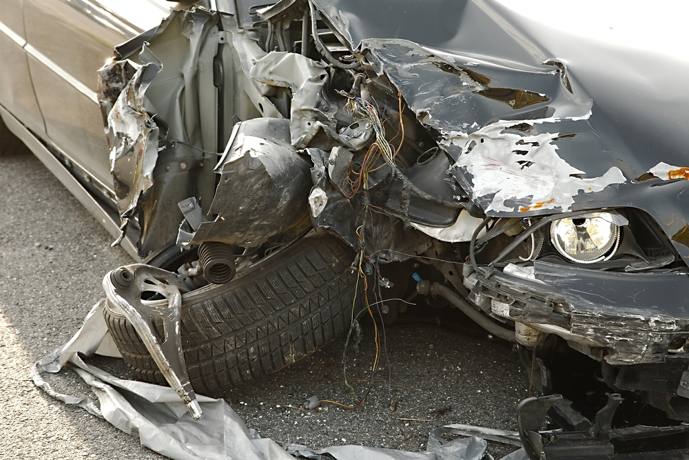 5 Ways To Deal With A Car Totaled After A Car Crash